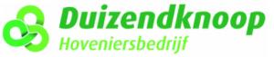 logo hoveniersbedrijf duizendknoop